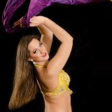 An image of CassBellydance